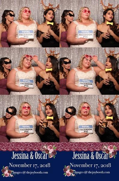 Jessina & Oliver's Wedding 11-17-18 PRINTS
