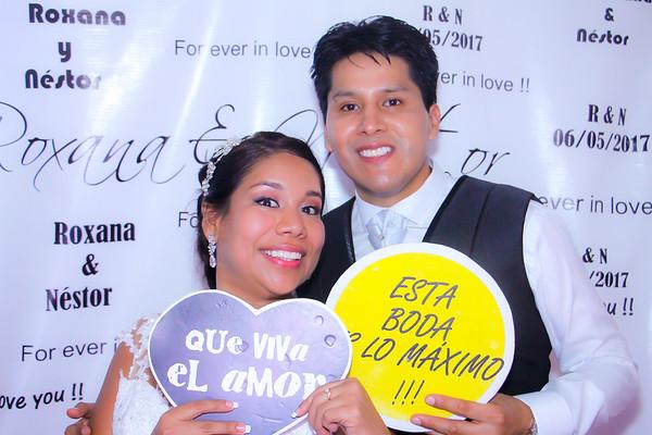 Roxana Y Nestor 06/05/2017