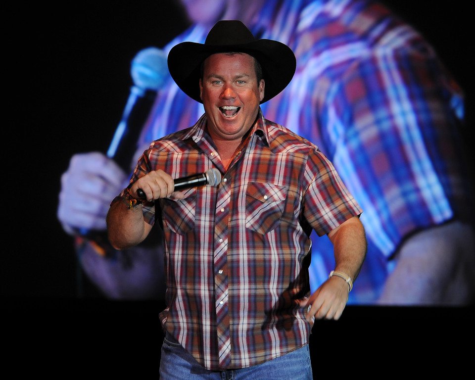 . Rodney Carrington will perform Sept. 7 at the Hard Rock Rocksino at Northfield Park. For more information, visit hrrocksinonorthfieldpark.com. (Photo by Jeff Daly/Invision/AP)