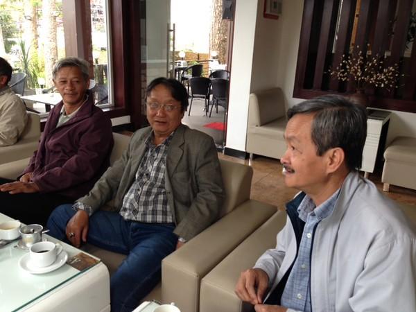 Nguyễn Đình Tài,  Trương Văn Trung, Nguyễn Hùng