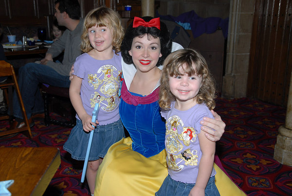 Disney World (and Sea World) - Feb 2007