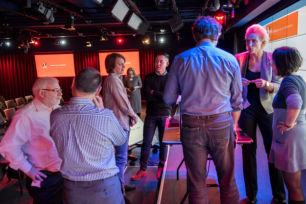 AV Users @ Google, Kings Cross. Networking 24 Nov 2016