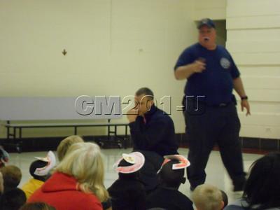 2012 Crete Fire Station Visit