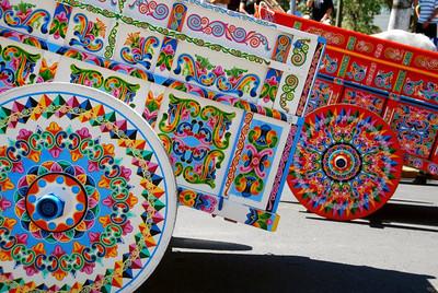 BOYERO PARADE & FESTIVAL - March 9-11, 2012 - San Antonio de Escazu, Costa Rica