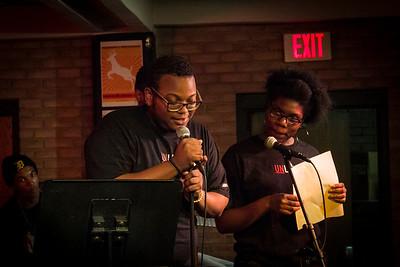 2013 - Poetry Jam