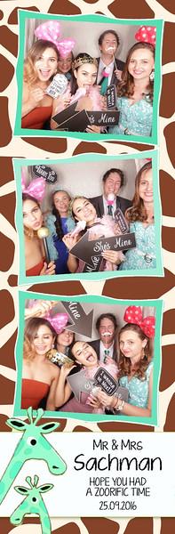 Mr & Mrs Sachman Photostrips