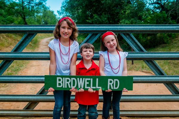 {Birdwell Family 2016}