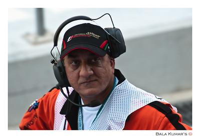 F1 Abu Dhabi 3 Nov'12