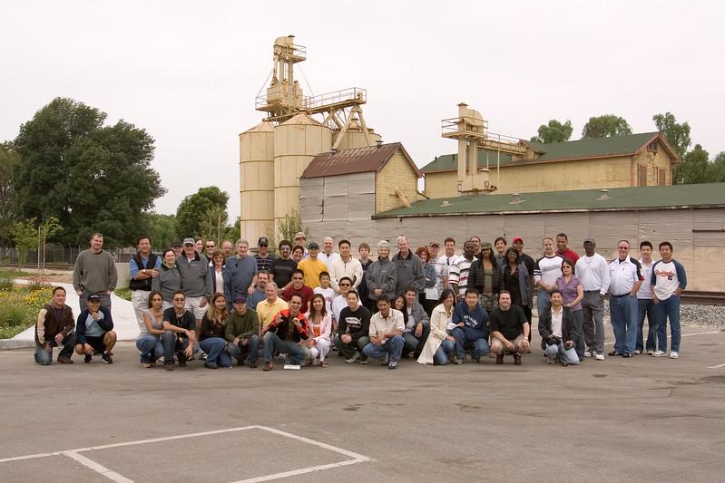 2005 06/12: CalCoastal NSX Canyon Drive V
