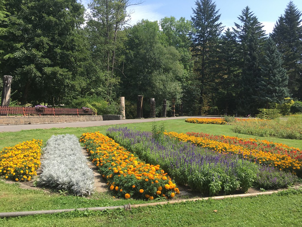 20 Things to do in Olomouc Czech Republic - Botanical garden