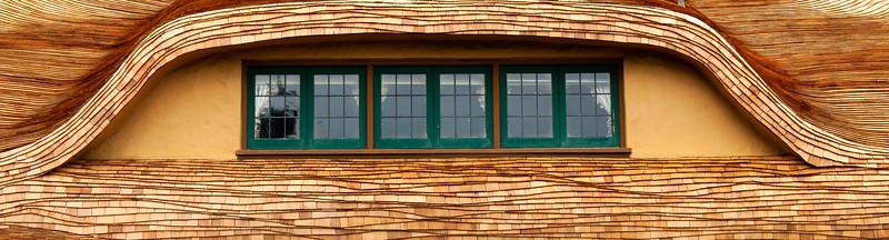 Windows, Ainsley House, Campbell, California, 2007