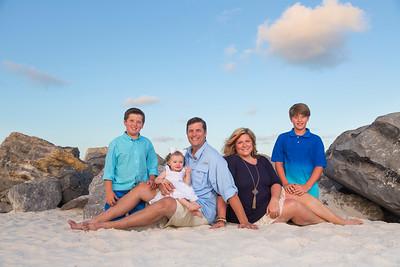 Litton Family Sunset Beach Photography Panama City Beach