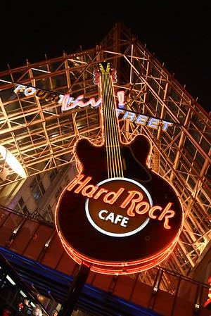 ABA Foundation Afterglow Hard Rock Cafe