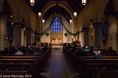 2015 Christmas morning Mass