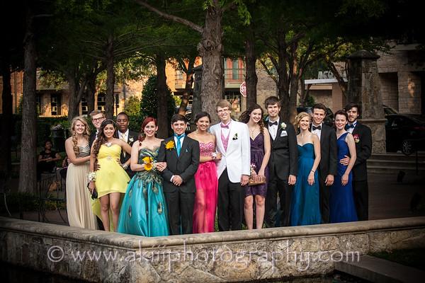 Plano West Prom