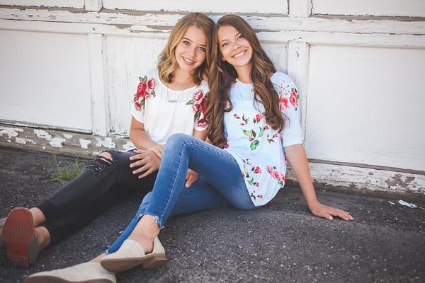 Hannah & Emma Mosher