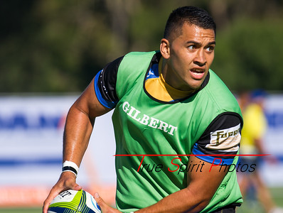 SupeRugby Trial Match #1 Western Force vs Brumbies 23.01.2015