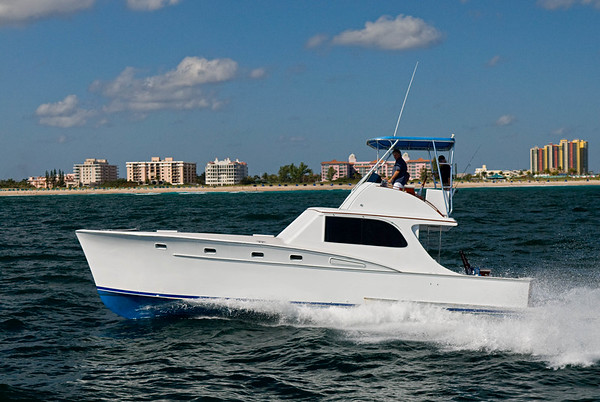 Rybovich Hull 31 Timeless