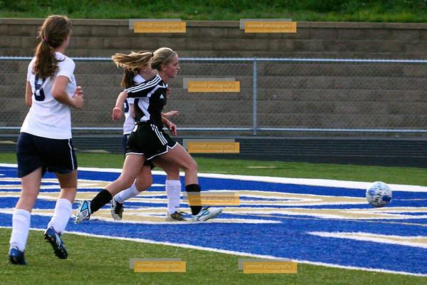 Seneca Valley Girls Soccer vs Hopewell JV