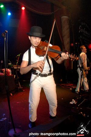 The Adicts and The Misfits - at The Galaxy - Santa Ana, CA - October 13, 2006