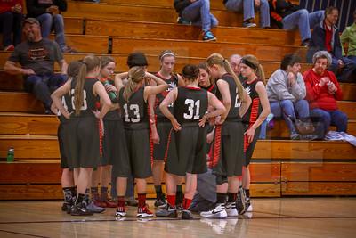 8th Grade- Lady Blackhawks