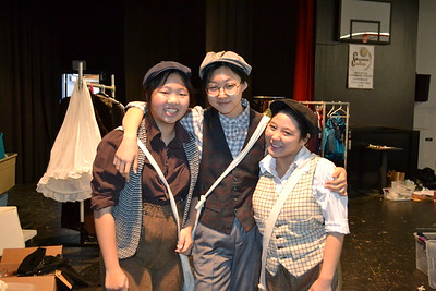 SMHS Drama Students to Present 'Newsies'