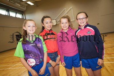Jennifer Quinn, Aoife Todd, Maria Russell and Aoife Murdock. R1632005