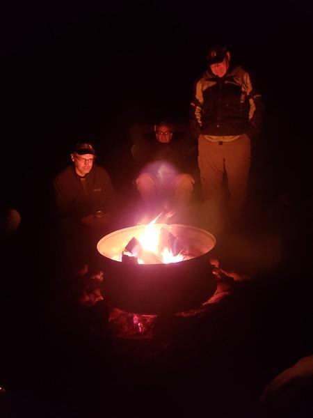 Wednesday campfire