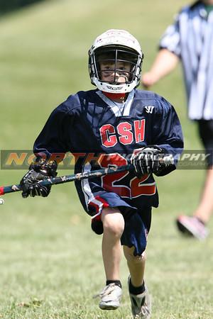 6/23/2007 - 2nd Grade Boys - Bayport vs. Cold Spring Harbor (B)