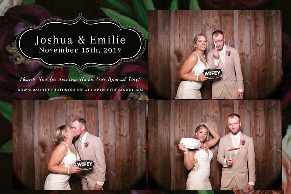 Emilie & Josh