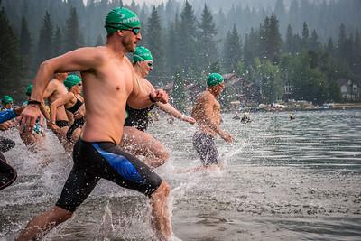 Alpine Fresh Water Swim