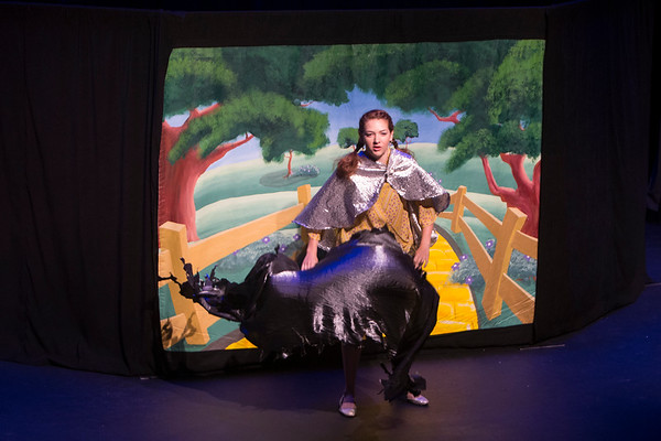 Madcap Puppets: Wizard of Oz
