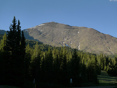 Mt. Ouray, Chipeta Mountain and Pt. 13472, June 2010