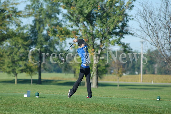 09-23-14 Sports Division II Girls Golf at Country Acres