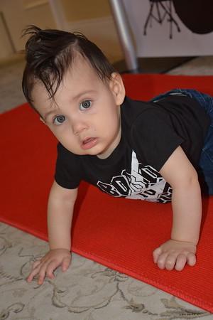 BENNETT'S 1ST BIRTHDAY @ AZURA : : BOCA RATON