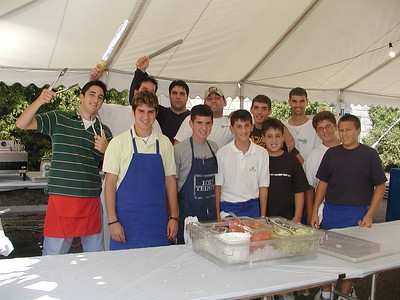 Greek Festival - A Taste of Greece - September 1, 2002