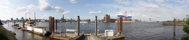 2009 05 17 Panorama Ansichten Hamburg