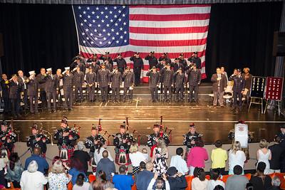 Bridgeport Fire Dept. Promotional Ceremony 6/6/17