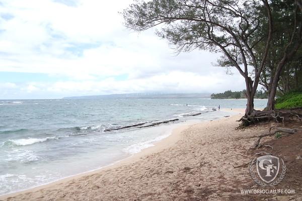 Camping Malaekahana Beach