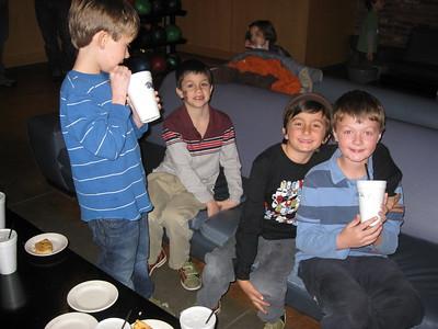 Zach's 7th Birthday