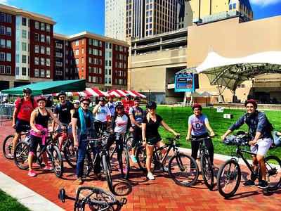 2014 Student Life Grad Pad Wellness Bike Ride