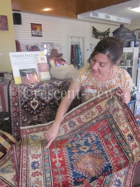 09-26-14 NEWS Fair Trade Rug Event