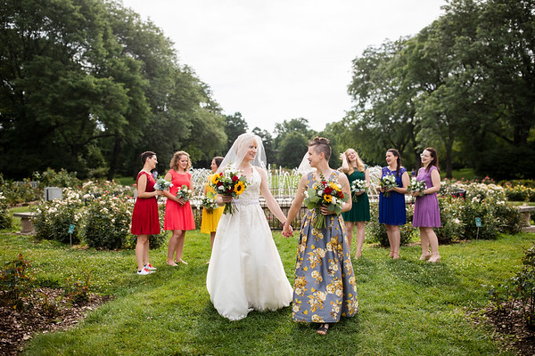 Colleen + Josie: Wedding