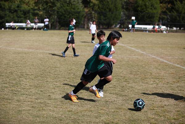 Dacula Soccer 10 8 11
