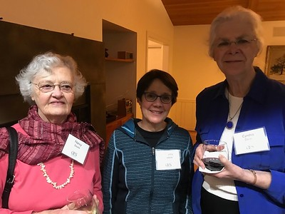 Former Faculty and Staff Reception 2-22-19