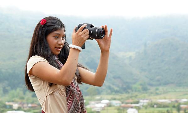 Digital Storytelling part 2 - Sweden visits Guatemala