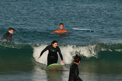 Weekend Surf Camp 13-15th of April 2018