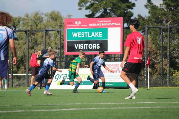 Westlake Boys Football Tournament   21.10.2020
