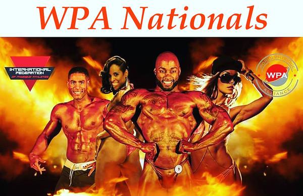 WPA Nationals Prejudging