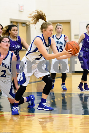 JV Ladybear Basketball vs. San Marcos